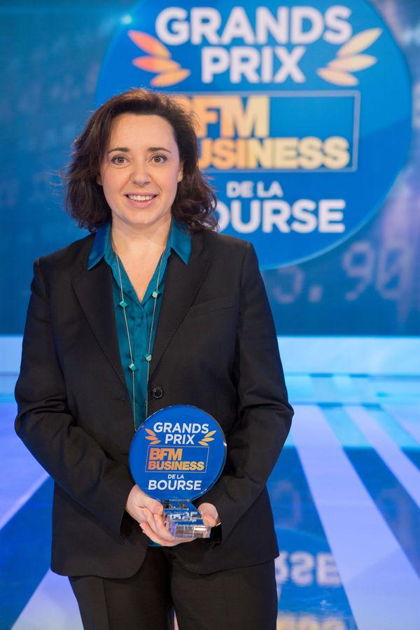 Marie-José Donsion – Directrice financière d'Alstom