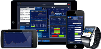 Les applications mobiles de Bourse Direct